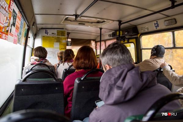 В Ярославле перекраивают маршруты общественного транспорта