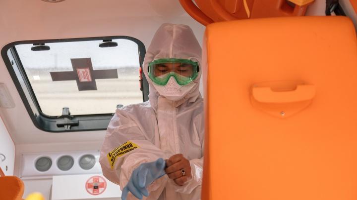 Захватил районы и города: в Самарской области еще 195человек заболели COVID, 4умерли