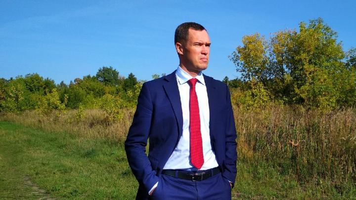 Министр экологии Омской области признал, что деревья в дендросаде могут снести