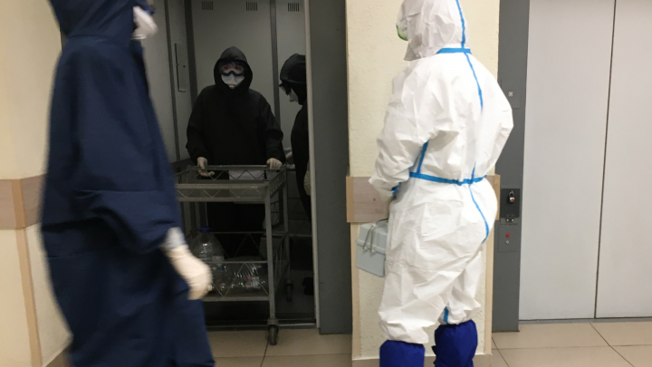 COVID добил: в Самарской области погибли 4 пациента с коронавирусом