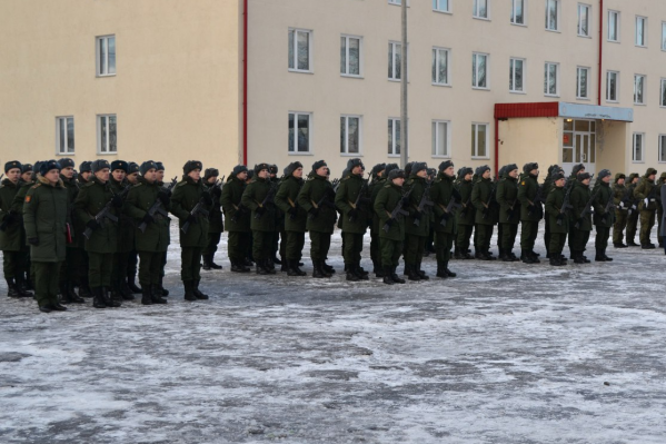 Воинская часть в Нижнем Новгороде, где проходил службу Илья Ботыгин