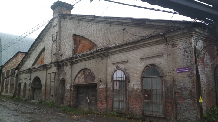 В Екатеринбурге продают бывший цех Верх-Исетского завода