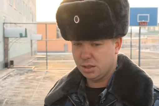 Сергей Слепцов работал начальником отдела розыска оперативного управления ГУФСИН по Красноярскому краю в ИК-17