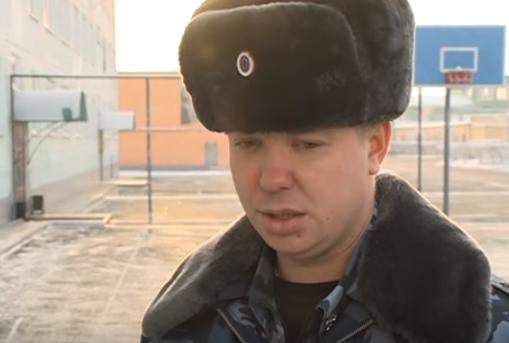Должность в новосибирском ГУФСИН получил красноярец, известный по ролику с издевательством над заключённым