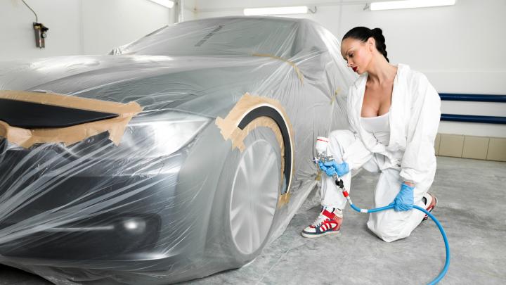 Автовладельцы смогут оставить в старом году царапины и вмятины на кузове с невероятной скидкой до 40%