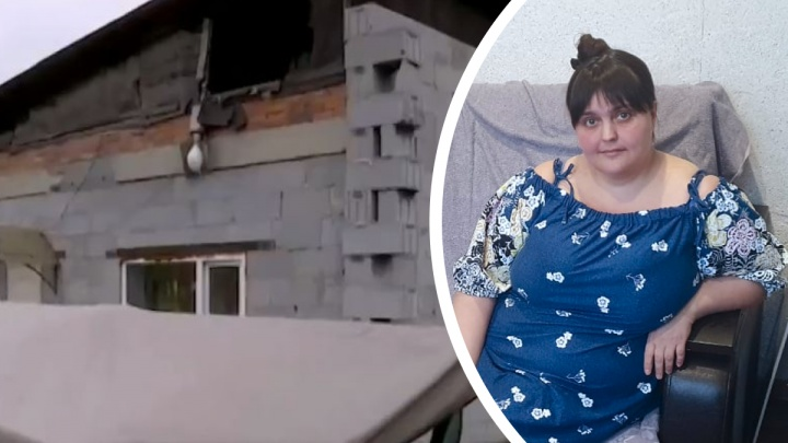 «Я не считаю себя должником!» На Урале многодетную мать выгоняют из дома вместе с семьей