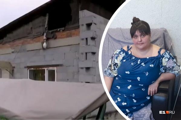 Алена 12 лет назад взяла кредит на строительство дома