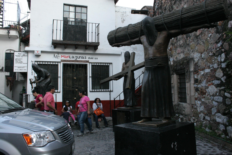Мексика удивляет внезапными урбанистическими пейзажами