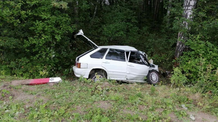 На тюменской трассе в аварии погиб 33-летний житель Башкортостана