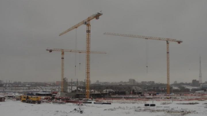 На строительство новой «Арены» в Омске выделили 2,4 миллиарда из федерального бюджета