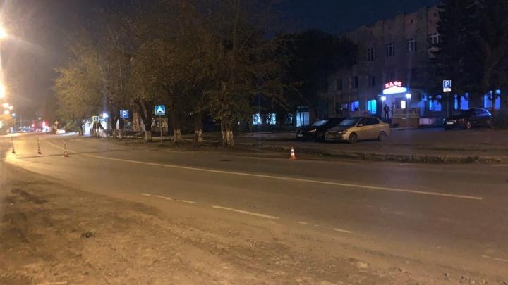 На Магнитогорской водитель на «Ладе» сбил трех человек и скрылся