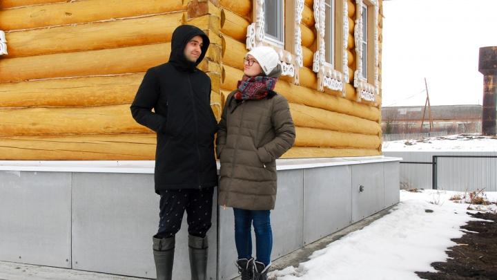 Дауншифтинг по-уральски: как семья интровертов бросила всё и уехала в глухое село варить сыр
