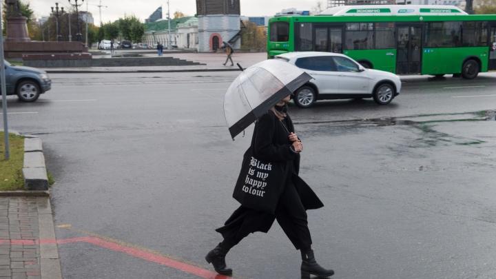 На Урал надвигается новый циклон, он принесет дожди и заморозки