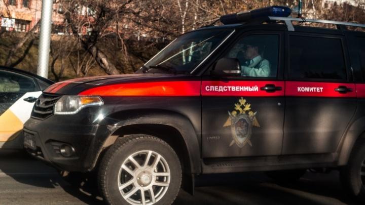 На обочине дороги возле реки Новосибирской области обнаружен труп мужчины