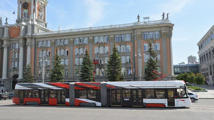 В Екатеринбурге для пассажирских перевозок начали готовить младшего брата «айфона на колесах»
