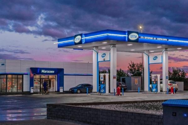 На заправках «ОПТИ» строго следят за качеством топлива