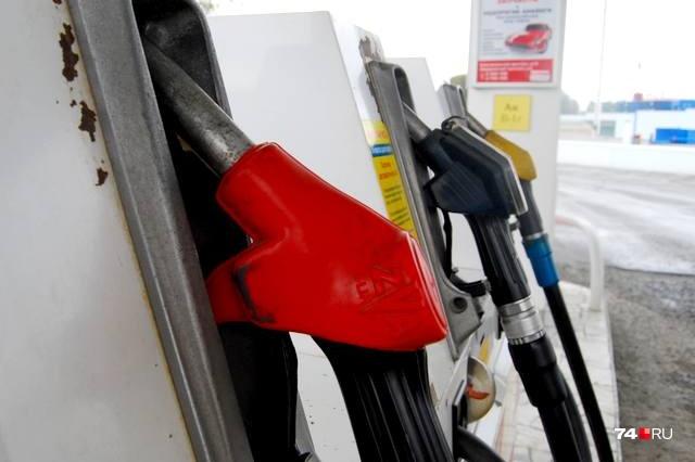 Рост цен на топливо напрямую зависит от уровня инфляции