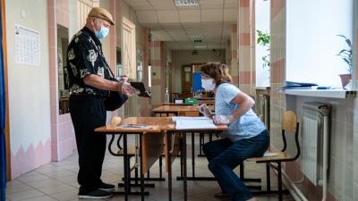 Сколько новосибирцев уже проголосовали по поправкам к Конституции: явка на 12:00