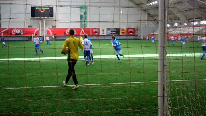 Омский футбольный клуб «Иртыш» подал заявку на переход в первый дивизион
