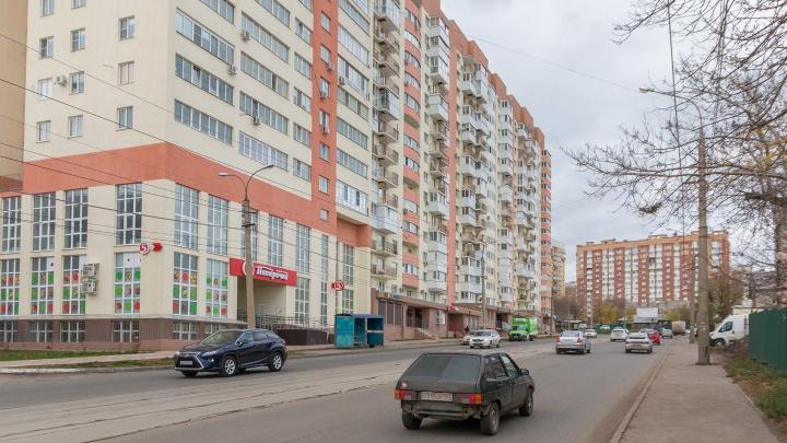 В Самаре открыли новую остановку общественного транспорта