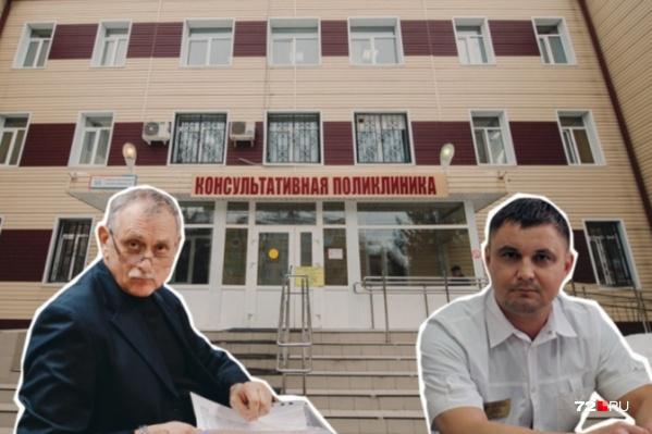 Александра Горохова (слева) признали виновным в халатности, повлекшей смерть Людмилы Борисовой, и причинении смерти по неосторожности Марии Козловой. Олега Ефремова (справа) признали виновным в халатности, повлекшей смерть Марии Козловой