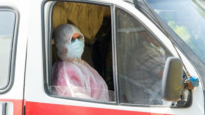 Федеральный оперштаб сообщил о 49 заболевших коронавирусом за сутки в Архангельской области