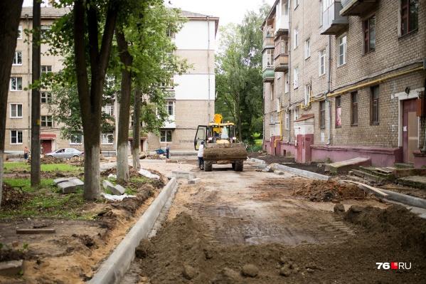 В Ярославле планируют отремонтировать 310 километров дорог