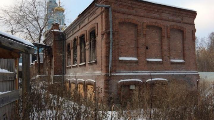 Чиновники запретили строить элитное жилье на Вознесенской горке