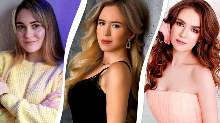 Девушки в погонах: Омская академия МВД выбирает самую красивую студентку
