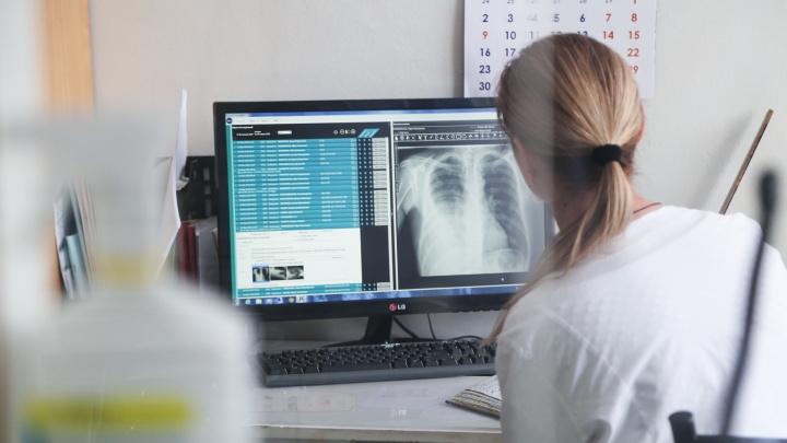 В Башкирии зафиксировали рекордную заболеваемость внебольничной пневмонией