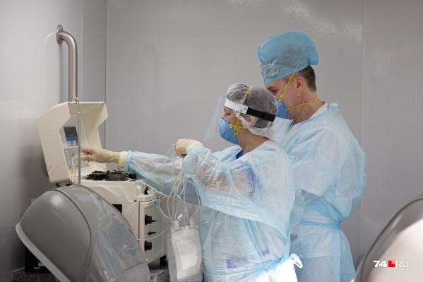 Больше половины случаев коронавирусной инфекции в Зауралье— завозные