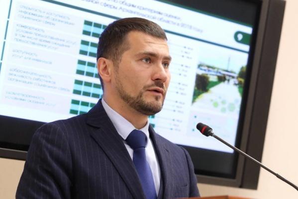Артем Вахрушев остался в оперштабе на должности замначальника