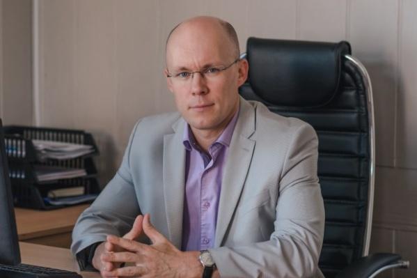 Дмитрий Ларькин уволился по собственному желанию