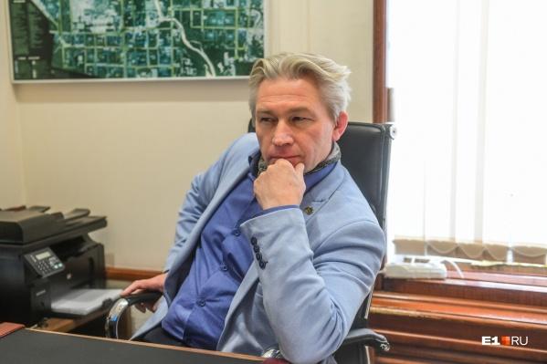 По мнениюАндрея Молокова, здание ПРОМЭКТа нужно сохранить для потомков