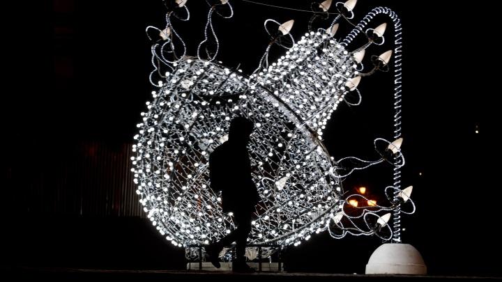 Челябинск ламповый: 20 фото новогоднего города, после просмотра которых вам точно захочется погулять