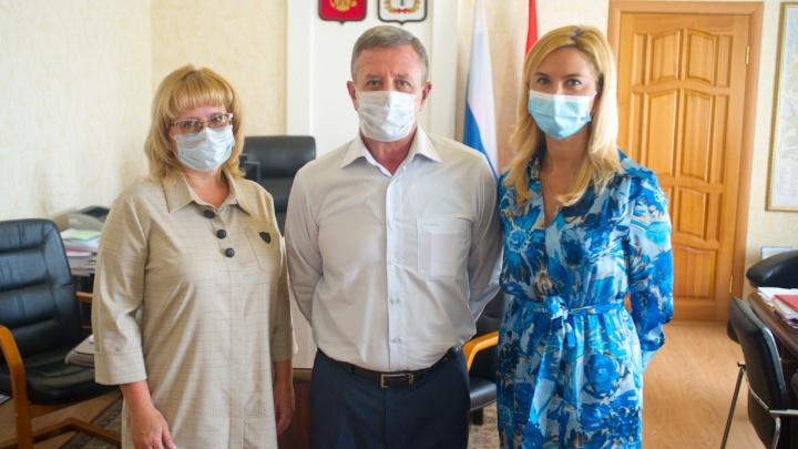В омской детской туберкулёзной больнице сменится главврач