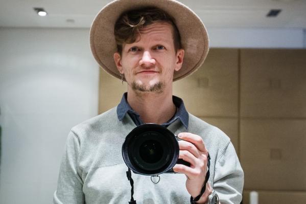 Фотограф из Екатеринбурга стал финалистом престижного международного конкурса