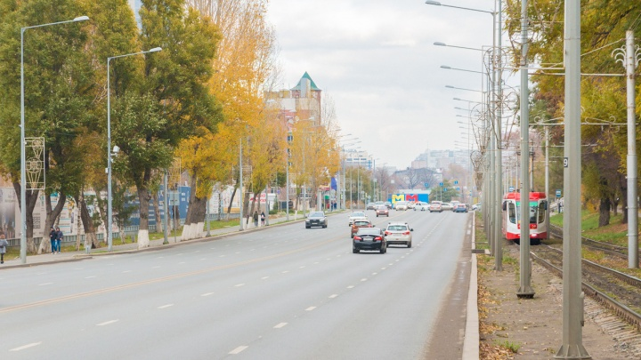В центре Самары водителям закроют выезд к Ново-Садовой
