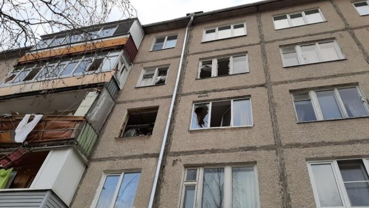 Жителей дома на Панина, где случился взрыв, заселят обратно в свои квартиры