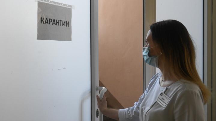 В Свердловской области подтвердили 273новых случая COVID-19