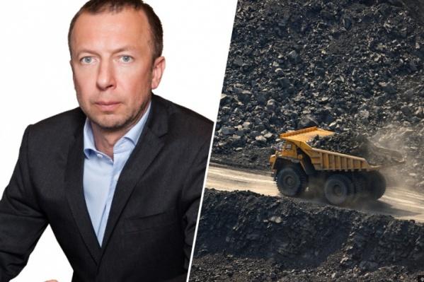 Дмитрий Босов был миллиардером и владельцем компании «Сибантрацит»