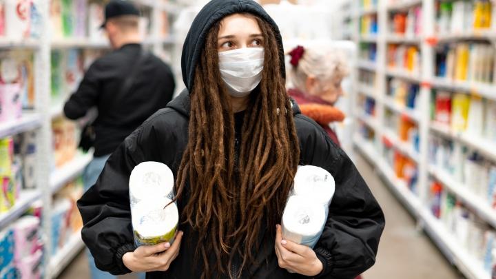 В Башкирии цена на маски из-за высокого спроса взлетит до ста рублей