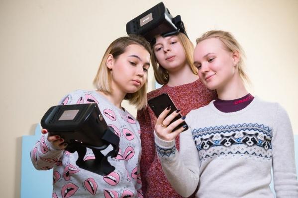 Новый курс VR-реальности в Институте медиа и социально-гуманитарных наук ЮУрГУ дает возможность внедрять индивидуальные траектории обучения