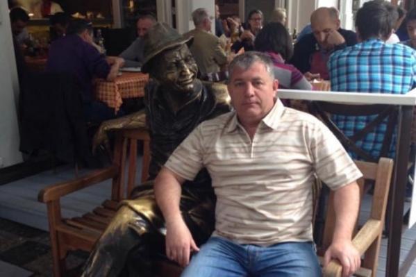Сообщают, что у Андрея Россихина был коронавирус