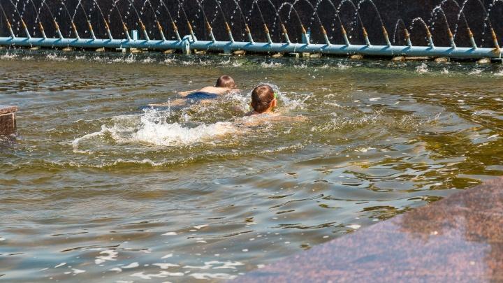 Сидите дома, пейте воду: синоптики предупредили самарцев о наступлении жары в регионе