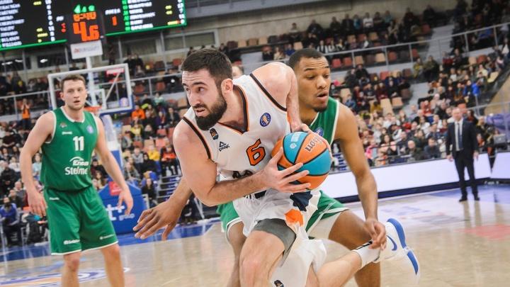 Баскетбольные матчи «Пармы» приостановили из-за угрозы коронавируса