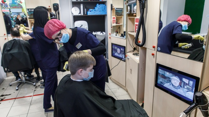 В ТРК «Мармелад» контролеры поймали на «ковидных» нарушениях сетевой магазин и парикмахеров