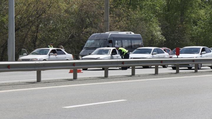Вице-губернатор оценил работу полиции по проверкам челябинцев на улицах и въездах в город