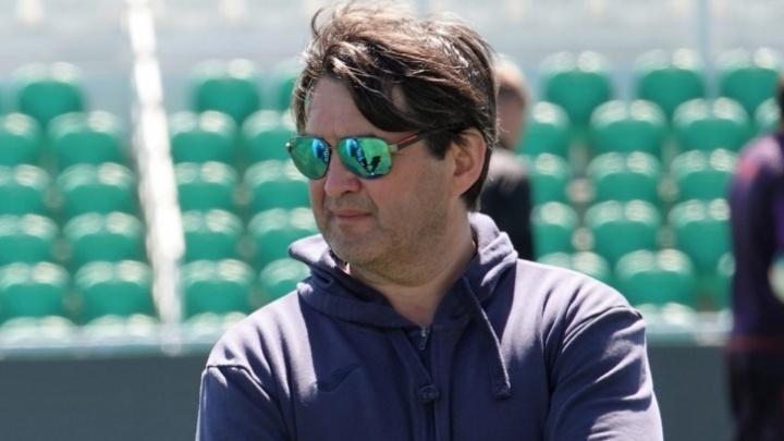 «Спартак» объявил об уходе Шамиля Газизова. Он отработал в клубе полгода