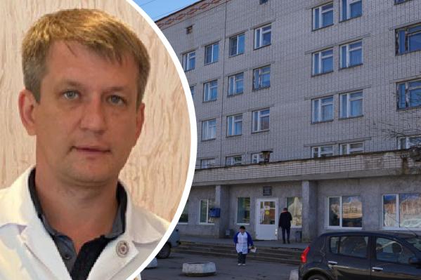 Кирилл Харчиков, главврач Переславской ЦРБ, рассказал, как переболел коронавирусом